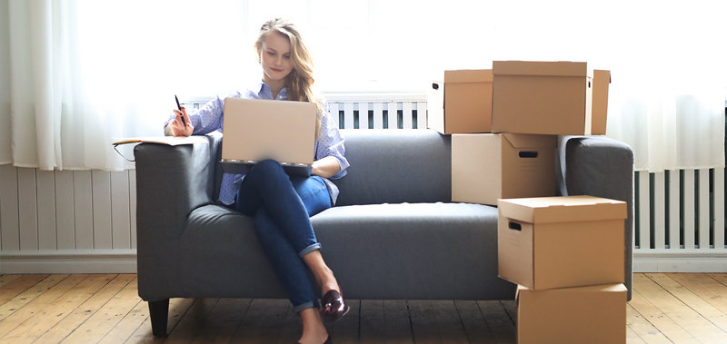 déménagement et transport canapé
